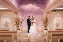 Caesar's Palace Hotel - Lake Tahoe wedding chapel